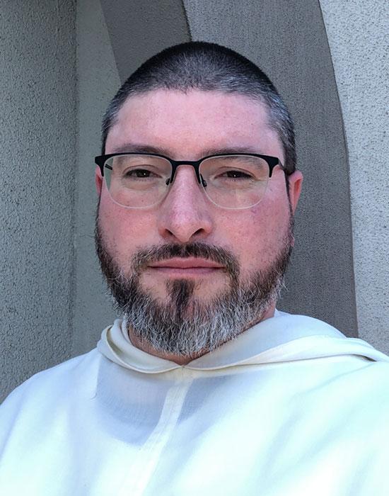 Fr. Gabriel Thomas Mosher OP