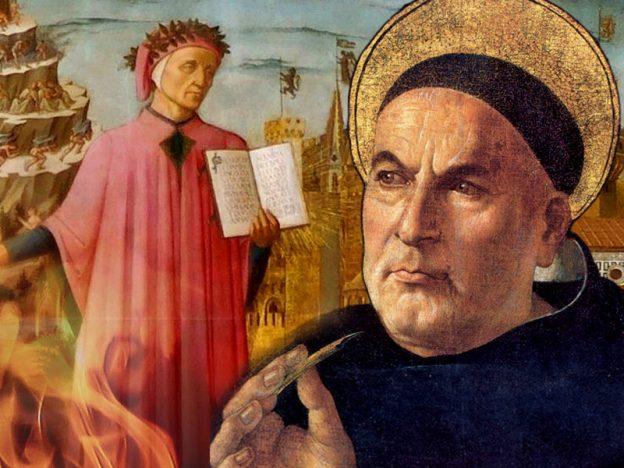 Dante's St. Thomas Aquinas